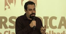 Boulos afirma seu compromisso com as pautas do movimento sindical