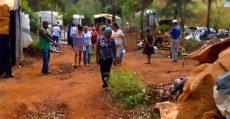 MTL sobre os despejos dos acampamentos Arco-íris e Córrego do Tatu