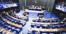 Entrega do pré-sal e privatização da Eletrobras já estão no Senado