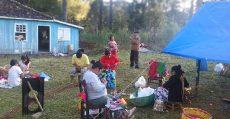 Povo Kaingang retoma terra tradicional em Canela