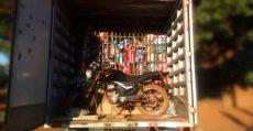 Trabalhadores do Ceará transportados em baú de caminhão são resgatados em Sinop