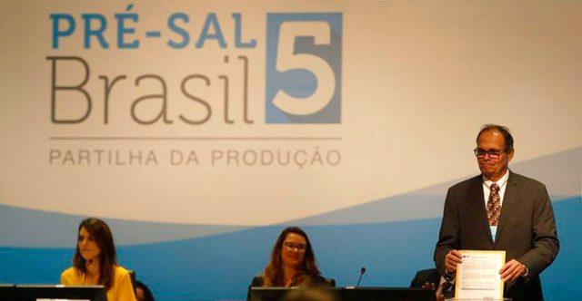 Estrangeiras já são donas de 75% das reservas do pré-sal