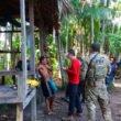 Grupo móvel flagra trabalhadores em condições degradantes no extrativismo do açaí