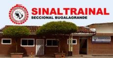 Nota de solirariedad al Sinaltrainal en Bugalagrande - Colômbia