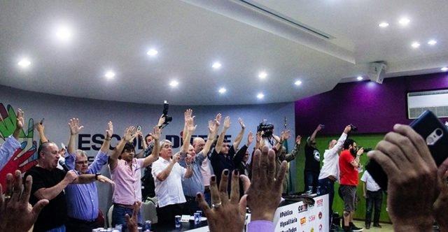 Campanha e mobilizações contra a Reforma da Previdência