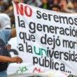 Nota da Intersindical em apoio aos estudantes e professores colombianos em defesa da educação pública
