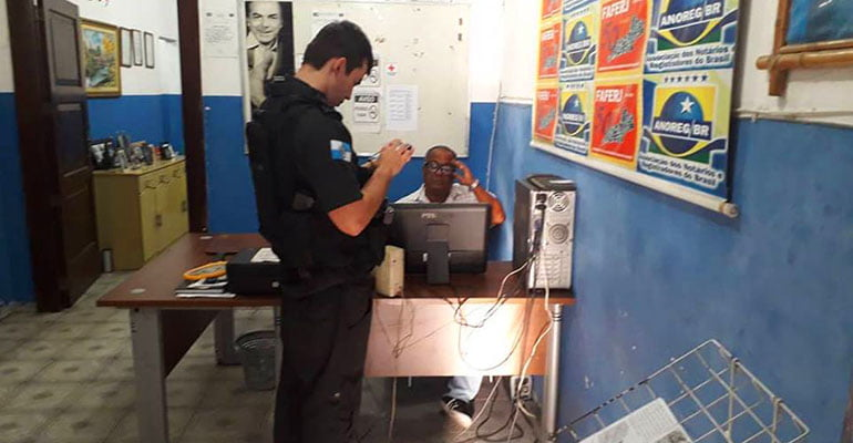 faferj Federação de Favelas do Rio de Janeiro