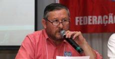 """A tarefa é clara: temos que politizar os trabalhadores"", defende chileno Ortiz"