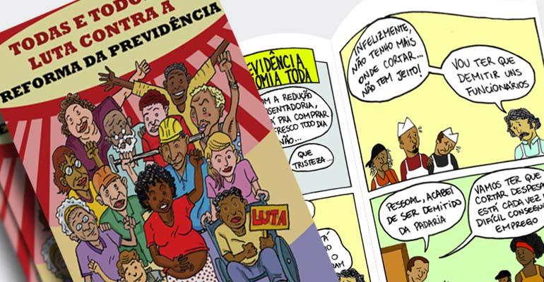 Baixe a HQ da Reforma da Previdência | Intersindical