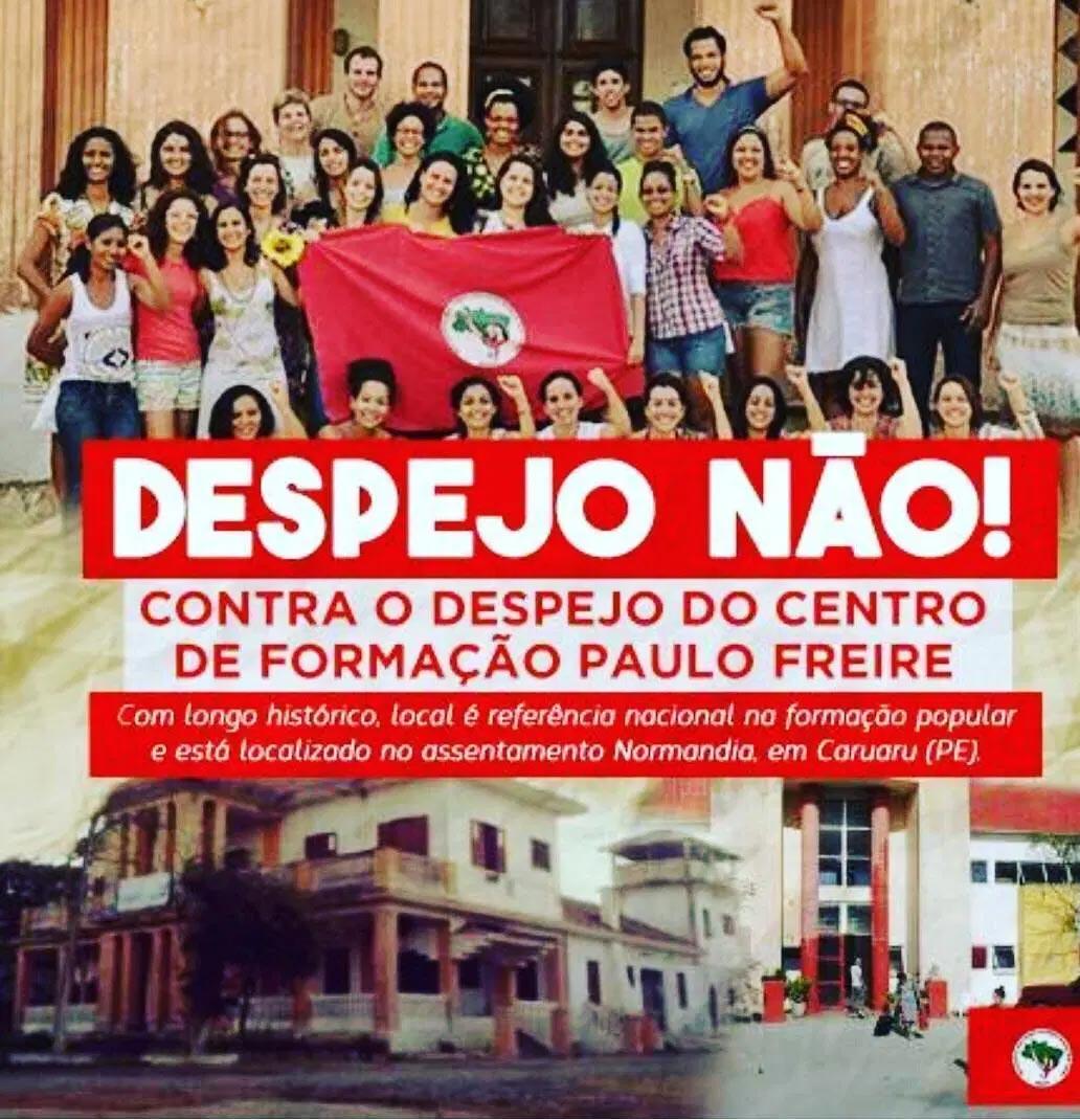 Centro de Formação Paulo Freire (MST)