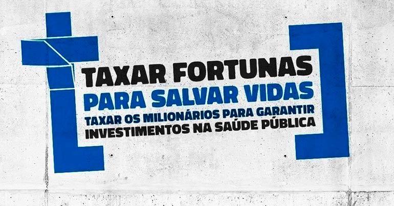 taxar fortunas