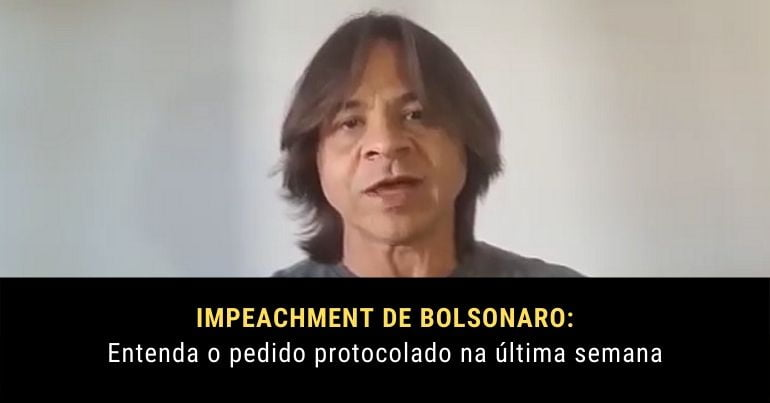 impeachment de Bolsonaro