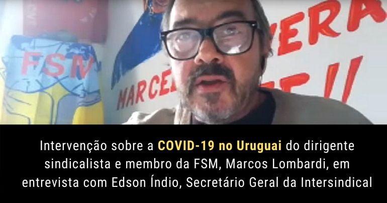 coronavirus uruguai