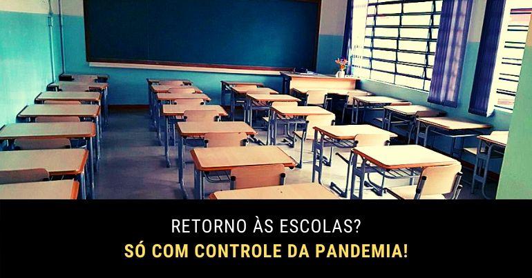 retorno às escolas