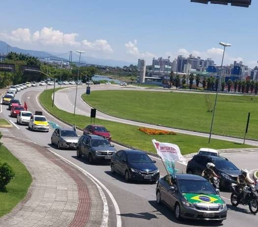 Fora Bolsonaro SC Florinopolis 01