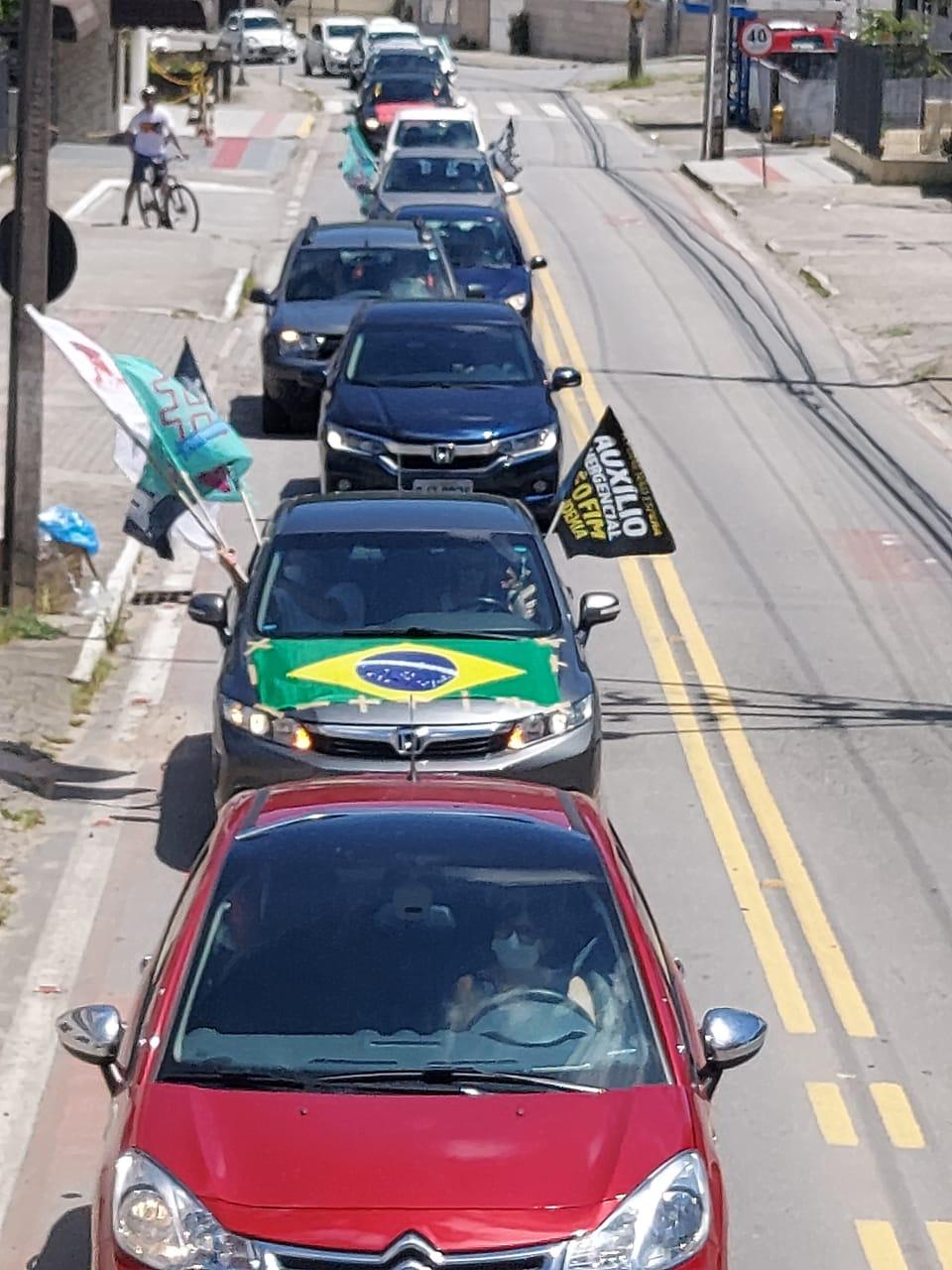 Fora Bolsonaro SC Florinopolis 05