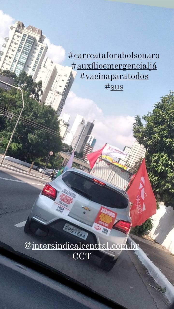 Fora Bolsonaro SP 03