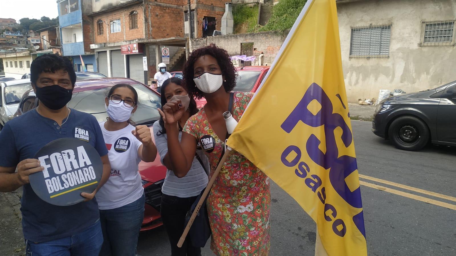 Fora Bolsonaro SP Osasco 02