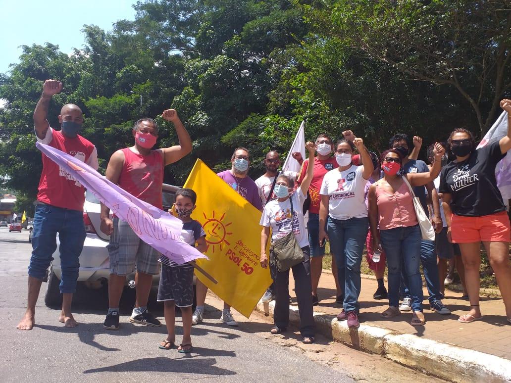 Fora Bolsonaro SP Osasco 03